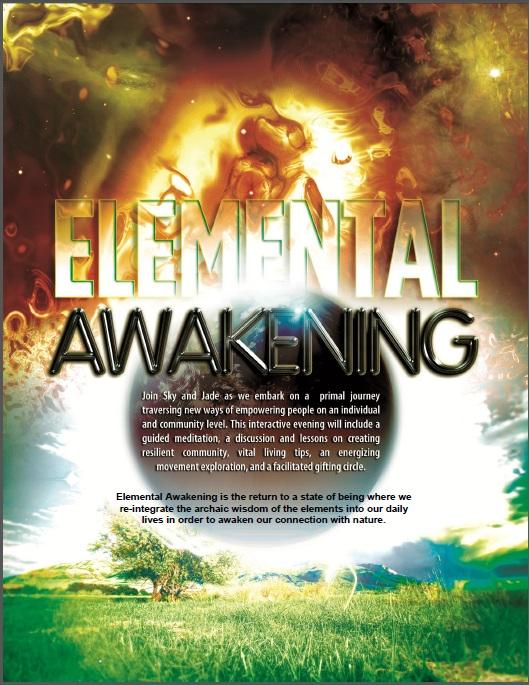 Elemental Awakening Poster