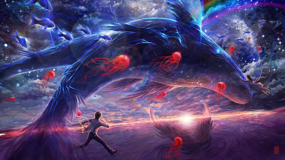 storyteller consciousness